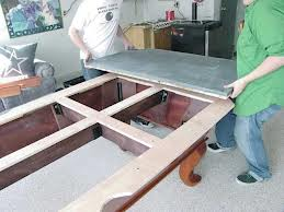 Proper pool table moving in Provo Utah