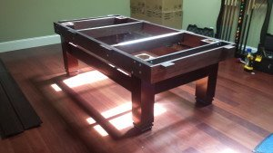 Pool and billiard table set ups and installations in Provo Utah