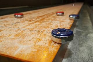 SOLO® Shuffleboard Movers Provo, Utah.